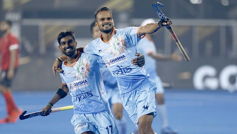 India vs South Africa FIH Series Finals 2019 Live Streaming: Get Telecast & Free Online Stream Details of IND vs SA Men's Hockey Match in Bhubaneswar