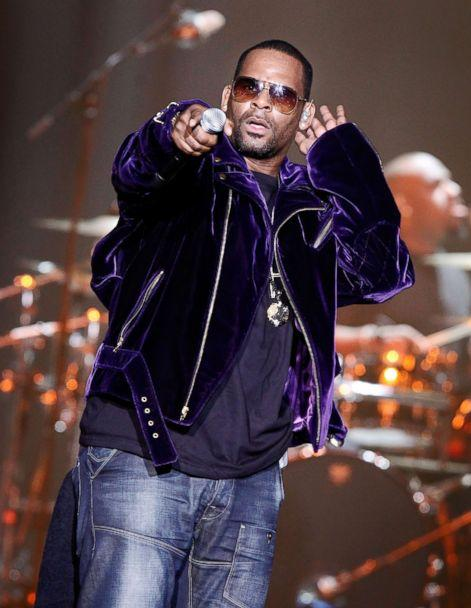 PHOTO: R. Kelly performing during a concert in Amsterdam, April 19, 2011. (Ade Johnson/EPA via Shutterstock)