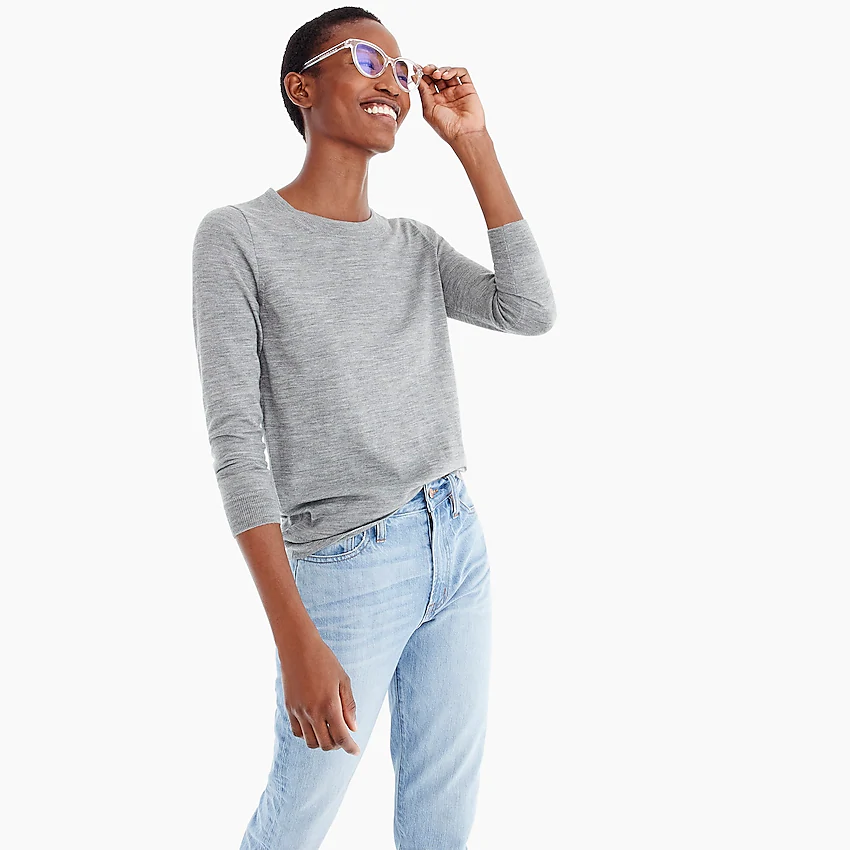 """<h3>J.Crew</h3><br><strong>Dates: </strong>Limited time<br><strong>Sale: </strong>Top fall finds on sale, plus 30% off (almost) everything else<br><strong>Promo Code:</strong> 5DAYS<br><br>For a limited time, the masters of happy classic staples are offering major discounts on a wide range of <a href=""""https://www.jcrew.com/c/shops/5_days_sale"""" rel=""""nofollow noopener"""" target=""""_blank"""" data-ylk=""""slk:fall apparel"""" class=""""link rapid-noclick-resp"""">fall apparel</a>. Plus, enjoy an extra 30% off (almost) everything else with the code 5DAYS.<br><br><strong>J.Crew</strong> Tippi Sweater, $, available at <a href=""""https://go.skimresources.com/?id=30283X879131&url=https%3A%2F%2Fwww.jcrew.com%2Fp%2Fshops%2F5_days_sale%2Fsweaters%2Ftippi-sweater%2FE1277"""" rel=""""nofollow noopener"""" target=""""_blank"""" data-ylk=""""slk:J.Crew"""" class=""""link rapid-noclick-resp"""">J.Crew</a>"""