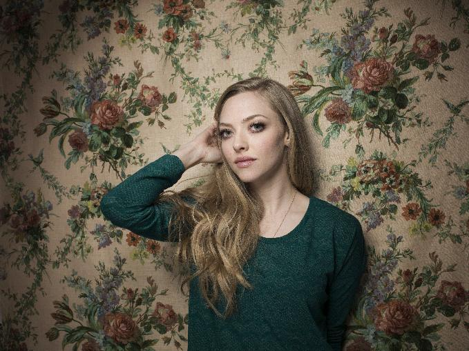 "Amanda Seyfried from the film ""Lovelace"" poses for a portrait during the 2013 Sundance Film Festival at the Fender Music Lodge, on Tuesday Jan. 22, 2013 in Park City, Utah. (Photo by Victoria Will/Invision/AP Images)"