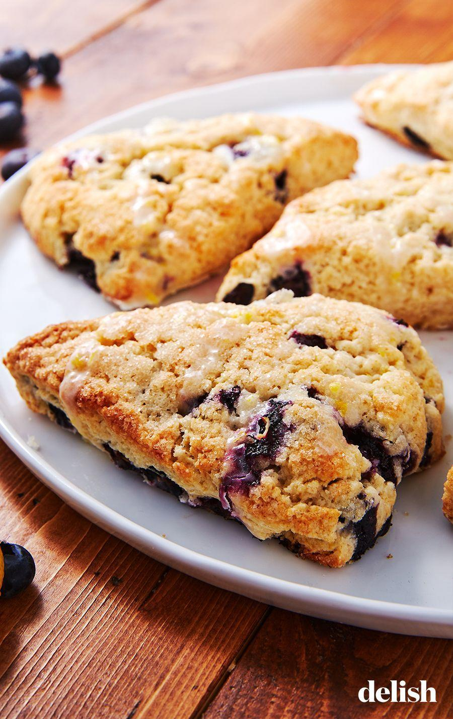 """<p>The best scones have a sugary, crispy crust and a soft, pillowy middle.</p><p>Get the recipe from <a href=""""https://www.delish.com/cooking/recipe-ideas/a26977759/buttermilk-scones-recipe/"""" rel=""""nofollow noopener"""" target=""""_blank"""" data-ylk=""""slk:Delish"""" class=""""link rapid-noclick-resp"""">Delish</a>. </p>"""