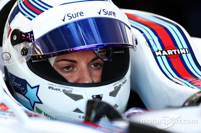 """Susie Wolff <span class=""""copyright"""">XPB Images</span>"""