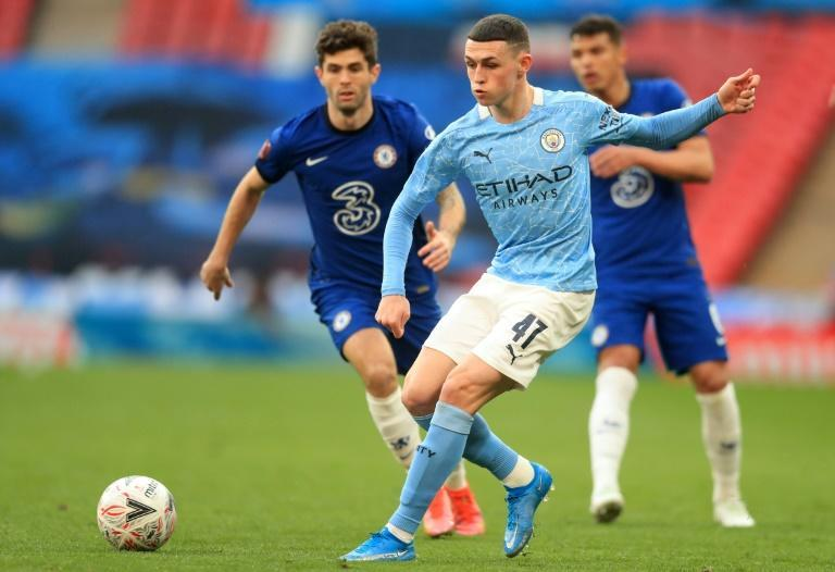 Manchester City can seal the Premier League title against Chelsea on Saturday in a prelude to the Champions League final