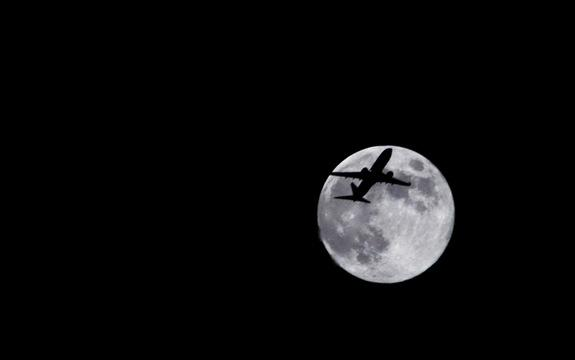August's Blue Moon: Lunar Oddity of Night Sky Explained
