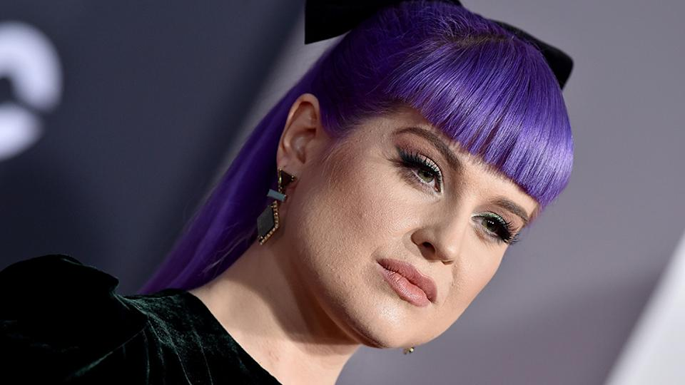 Kelly Osbourne has revealed she's lost 38kg in a new Instagram post. Photo: Getty