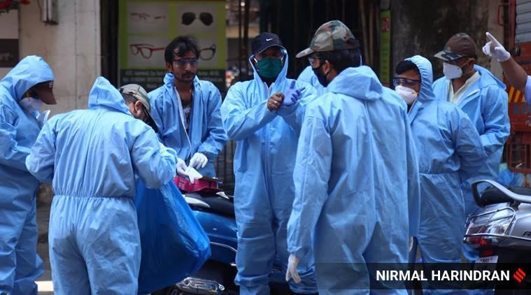 coronavirus noida cases, covid 19 noida, noida private office coronavrus cases private office noida, noida news, indian express
