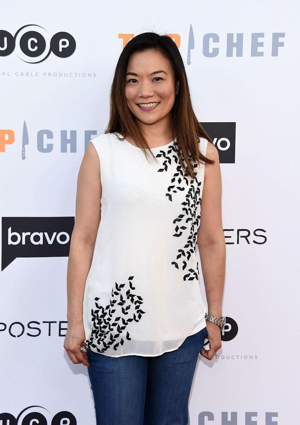 """<p>According to contestant Shirley Chung, endurance and stamina is a must. She told <a href=""""https://www.delish.com/food-news/a51804/top-chef-finale/"""" rel=""""nofollow noopener"""" target=""""_blank"""" data-ylk=""""slk:Delish"""" class=""""link rapid-noclick-resp""""><em>Delish</em></a> that getting into the gym was a huge part of prepping for the competition. </p>"""
