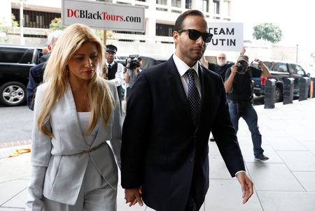 Aide George Papadopoulos sentenced to jail time in Mueller probe