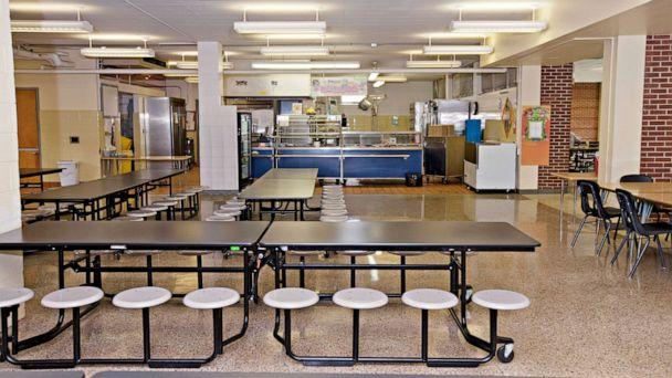 PHOTO: School cafeteria. (Getty Images)