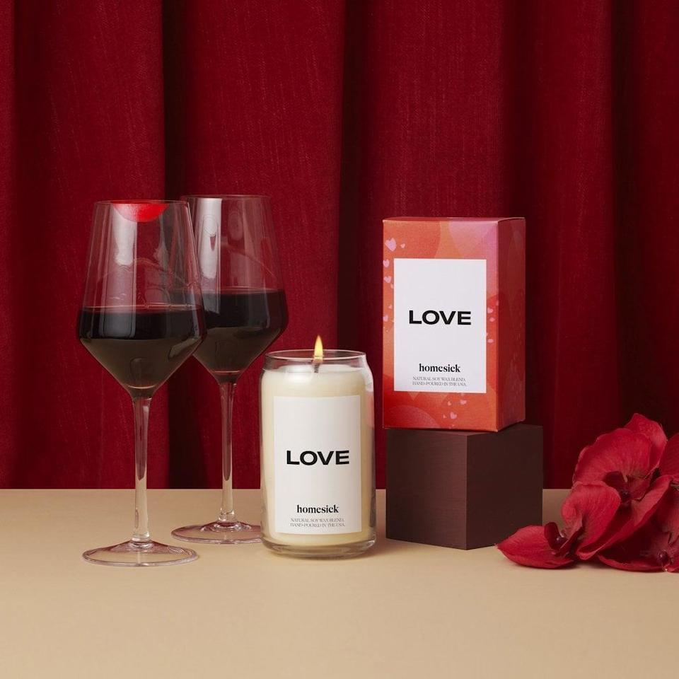 <p>I'll take nine of these <span>Love Candles</span> ($34 each), thanks!</p>