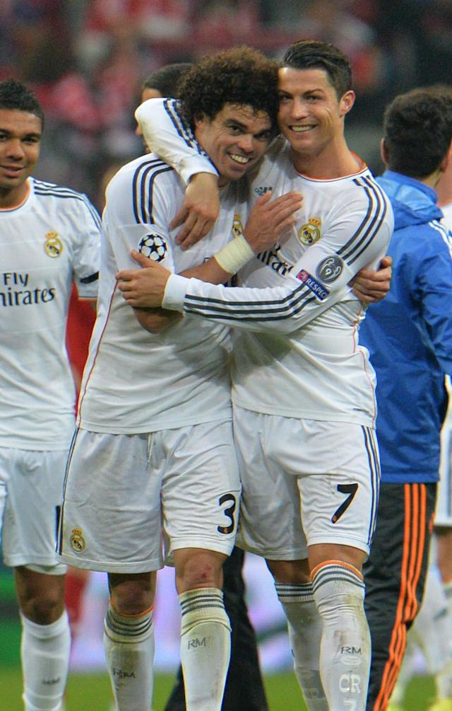 Real Madrid wins 4-0, gains Champions League final