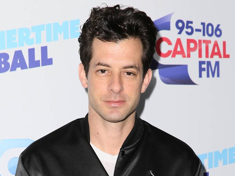 Mark Ronson still gets 'terrified' working with big stars
