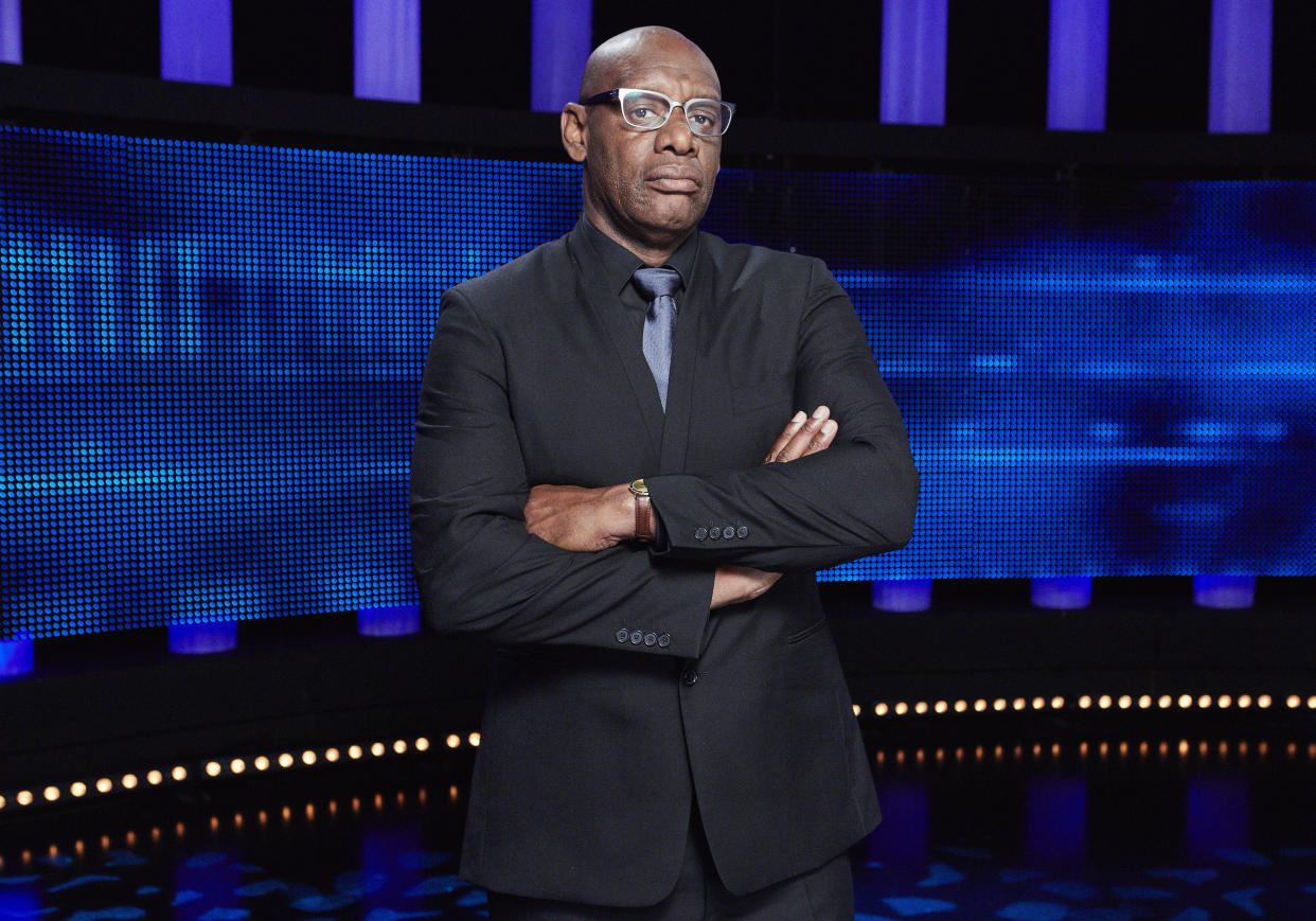 The Chase: Chaser, Shaun 'The Barrister' Wallace (© ITV/Matt Frost)