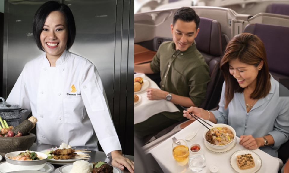 Discover Your Singapore Airlines. (Source: SIA)