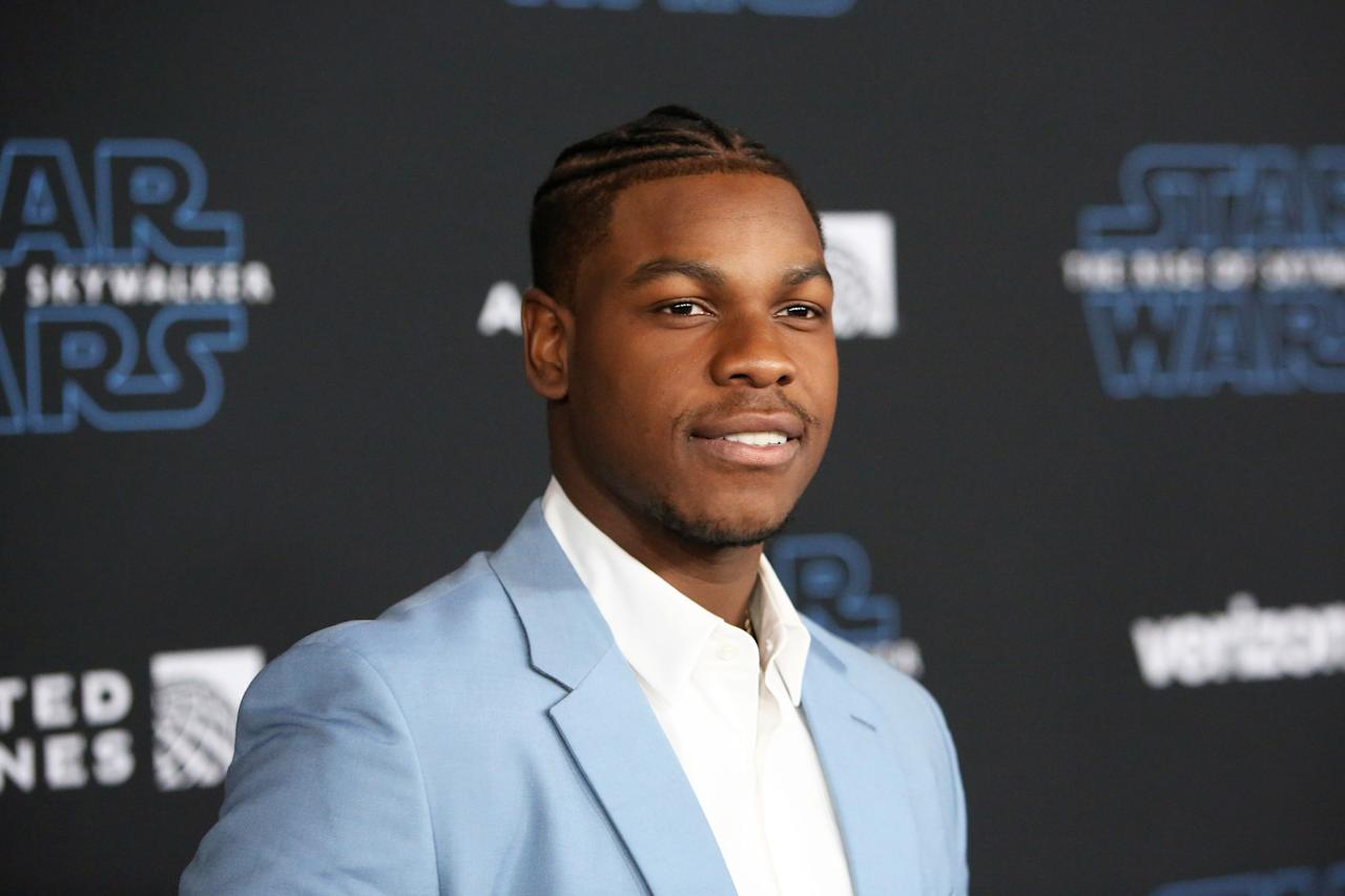 "From his braids <a href=""https://www.gq.com/story/big-fit-of-the-day-12-11-19?mbid=synd_yahoo_rss"">to his shoes</a>, John Boyega's style continues to be just impeccable."