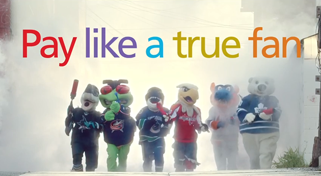 New NHL mascot commercials are the best thing you'll see today (Video)