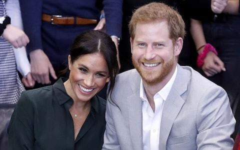 Both Meghan and Harry are fans of the film - Credit: Getty
