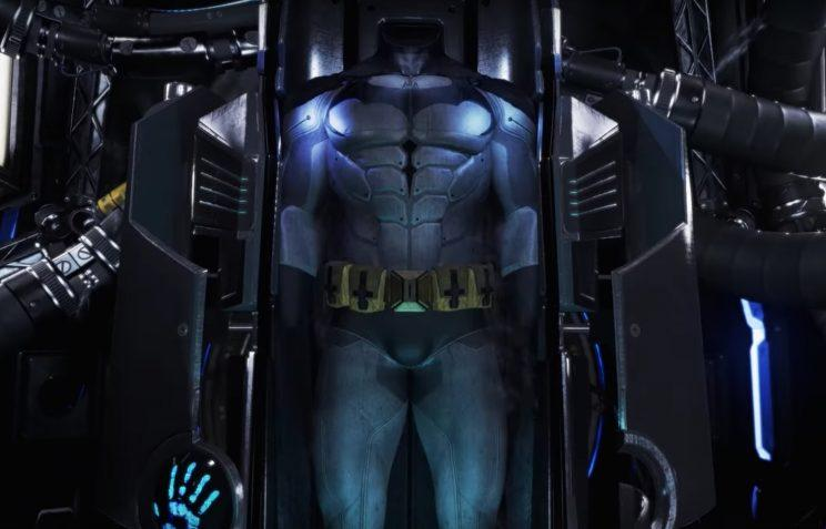 Batman: Arkham VR screenshot