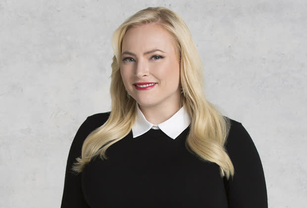 Is Meghan McCain leaving 'The View'?
