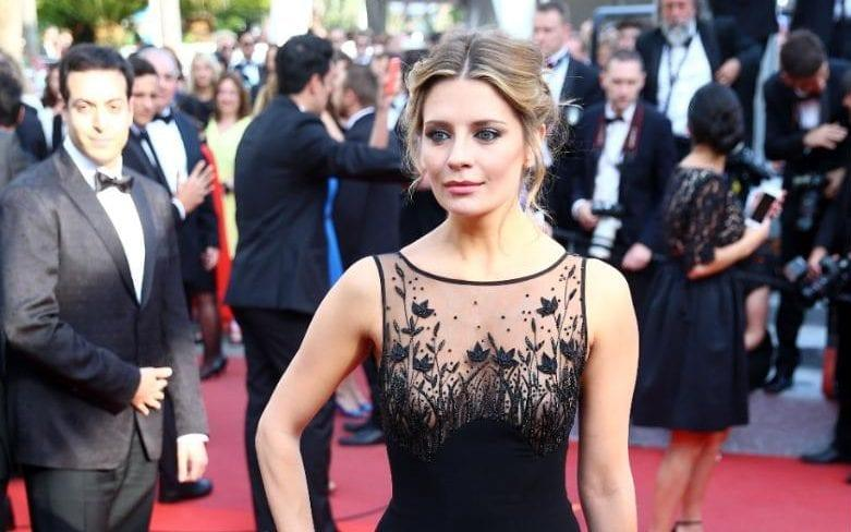 Mischa Barton, pictured in Cannes in 2016