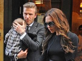 Victoria Beckham 'Plans Lavish Party To Celebrate Harper's First Birthday'
