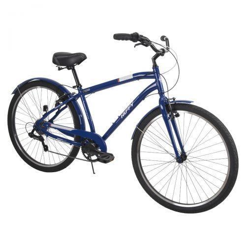 """<p><strong>huffy</strong></p><p>huffybikes.com</p><p><strong>$255.36</strong></p><p><a href=""""https://www.huffybikes.com/products/casoria-mens-comfort-bike-blue-27-5-inch-26749/"""" rel=""""nofollow noopener"""" target=""""_blank"""" data-ylk=""""slk:Shop Now"""" class=""""link rapid-noclick-resp"""">Shop Now</a></p><p>He may not be able to take his car on campus, but that doesn't mean you shouldn't send him off to collage with his own set of wheels! This lightweight 7-speed model is ideal for both pavement and bike paths.</p>"""