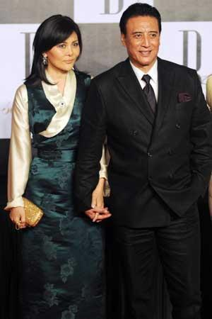 <p>Iconic Villain of the 80s, Danny Denzongpa is married to a real life princess. His wife Gawa is the daughter of the dynasty that ruled Sikkim for a long time. Though the alliance was arranged, the B'town villain turned out to be fairly romantic, and through a prolonged courtship, turned his arranged marriage into a love marriage. </p>