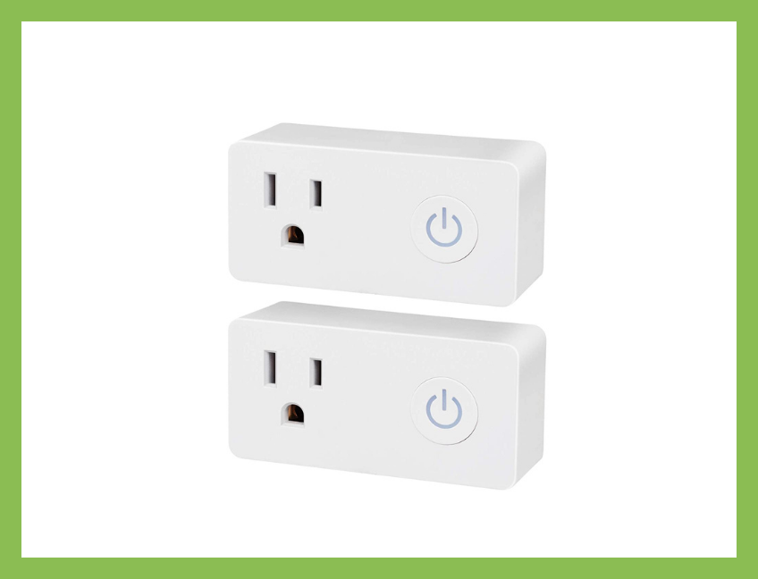 Save 38 percent—BN-Link Wi-Fi Heavy Duty Smart Plug Outlet, today only! (Photo: Amazon)