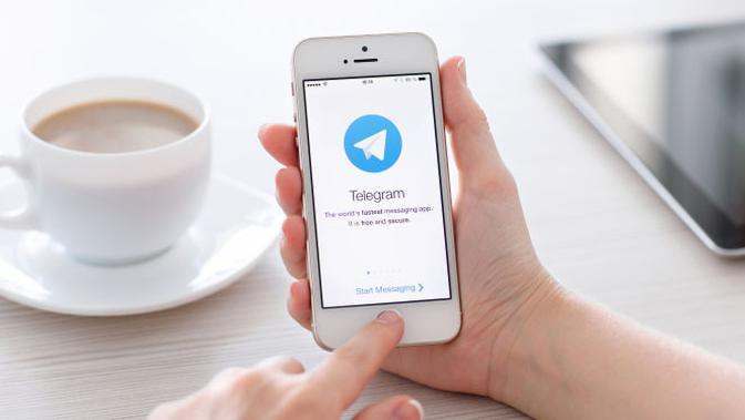 Telegram versi web diblokir. (Doc: TechCrunch)