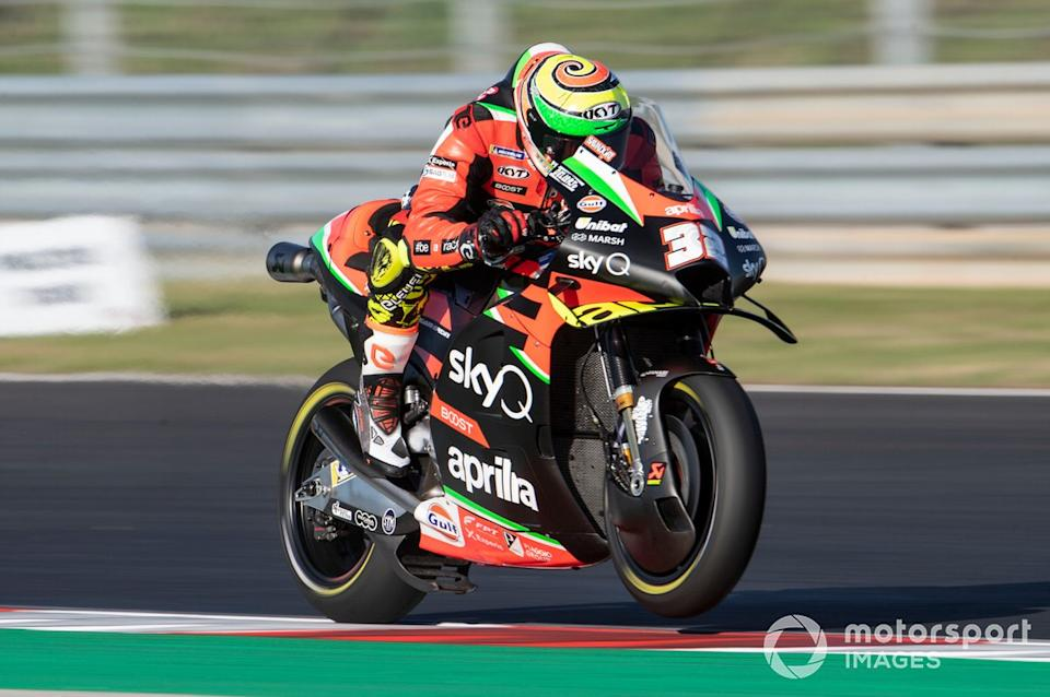 "P19 Lorenzo Savadori, Aprilia Racing Team Gresini<span class=""copyright"">Gold and Goose / Motorsport Images</span>"