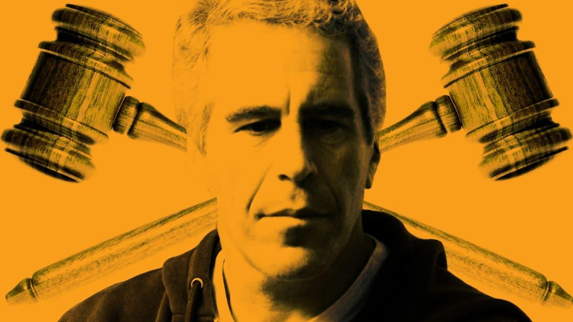 Federal Prosecutors Are Lining Up Witnesses Against Jeffrey Epstein's Cronies