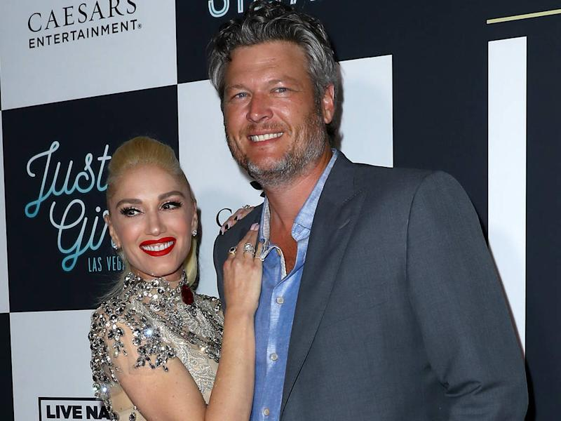 Gwen Stefani: 'Blake Shelton has been one of the greatest gifts in my life'