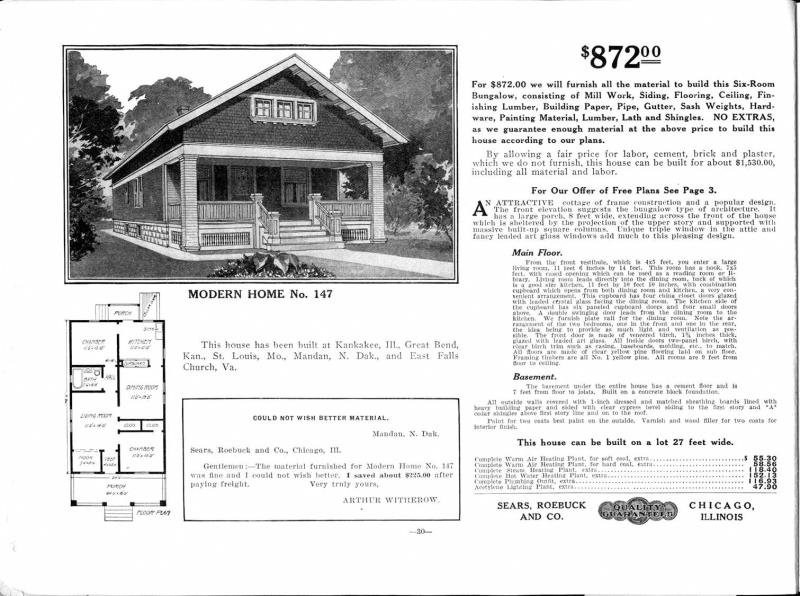 Reddit Is Losing It Over These Crazy Cheap DIY Houses Sears Sold 100