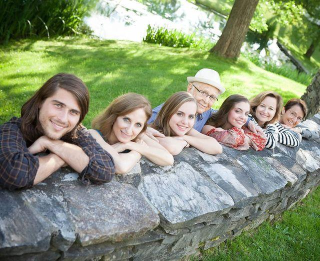 """<p>On Father's Day 2018, Lear posted a tribute to his six adult children, calling them the """"reasons Father's Day has such meaning for me."""" He also has four grandchildren. </p>"""