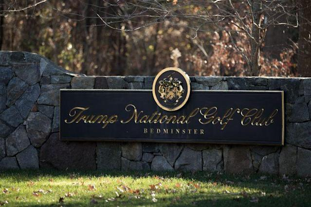 Trump National will host the U.S. Women's Open. (Getty Images)