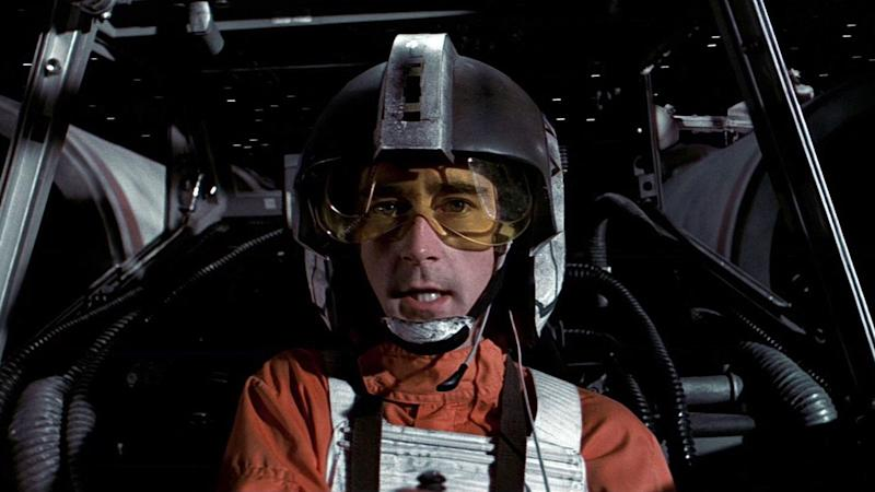 Denis Lawson as Wedge Antilles in 1977's 'A New Hope.' (Photo: Lucasfilm)