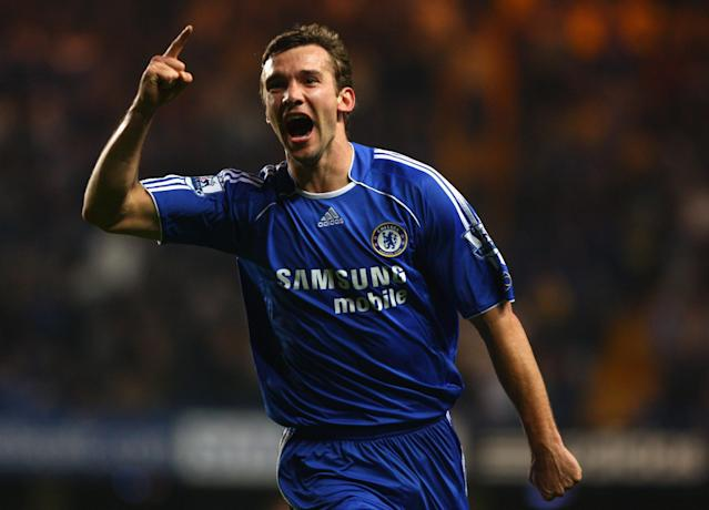 One of the best strikers of his generation, Shevchenko flopped horribly at Chelsea scoring just 9 goals in 48 games between 2006 and 2009.