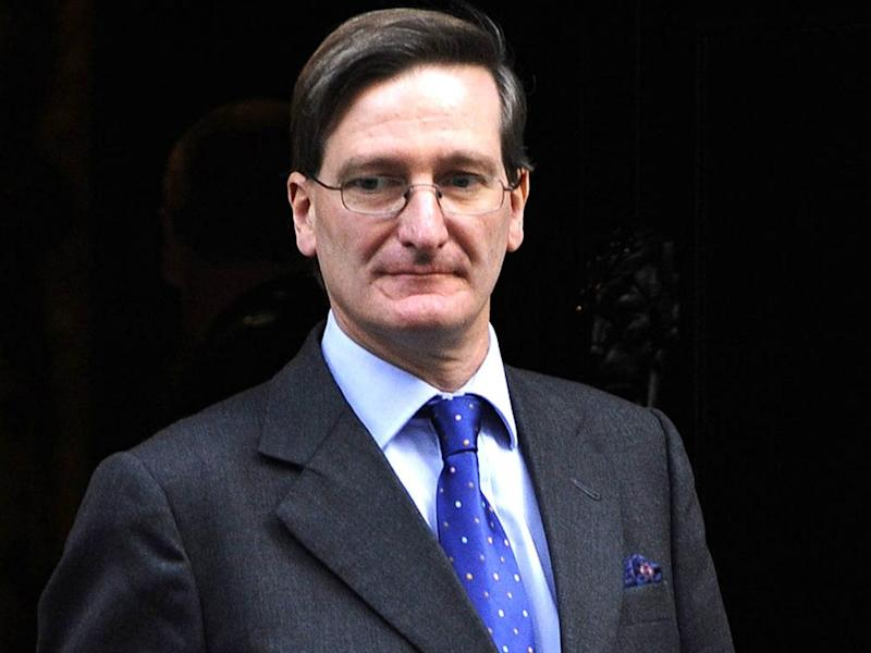 Dominic Grieve would be a popular choice for a cabinet-level position (EPA)