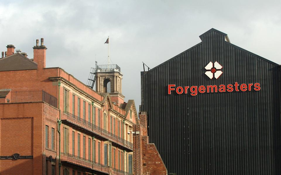 Unions have 'long battled' to save the Sheffield Forgemasters plant (PA)