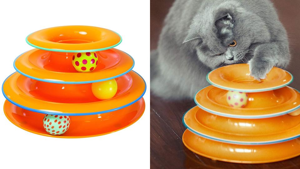 Best cat gifts: Petstages Cat Tracks Cat Toy