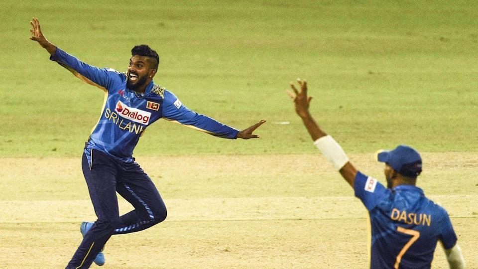 2nd ODI: Sri Lanka fined for slow over-rate against India