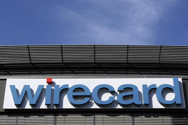 Wirecard was plunged into crisis last week after auditors EY refused to sign off on the company's 2019 accounts. Photo: Matthias Schrader/AP
