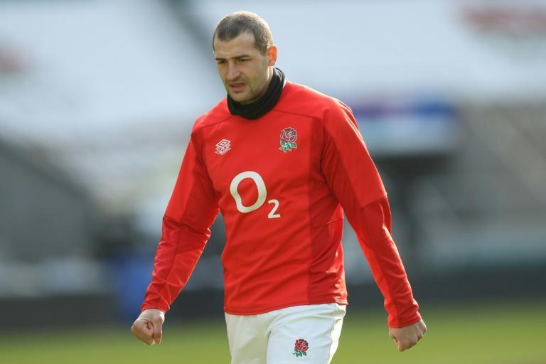 Jonny May is England's second leading all-time try scorer