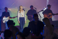 """<p>May 12, 2016 was a dark day for Nashies. (Yes, <em>Nashville</em> fans call themselves Nashies — you gotta problem with that?) ABC announced it would not go forward with a fifth season, despite previously indicating that a renewal was in the cards. But fans barely had time to belt out a weepy chorus of """"Don't Put Dirt on My Grave Just Yet,"""" because less than a month later, CMT announced it was joining forces with Hulu to bring <em>Nashville</em> back to the land of the living. We haven't been so happy since that god-awful emancipation story wrapped up. —<em>KB</em><br>(Photo: CMT) </p>"""