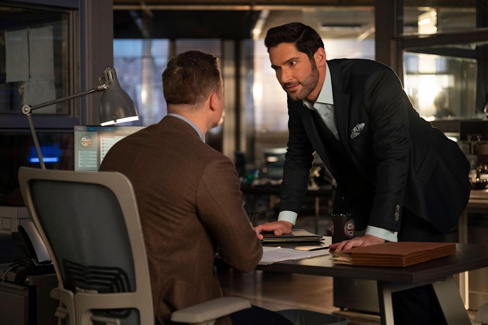 """<em><strong>Lucifer (Season 6)</strong></em><br><br>It's truly the end of an era. After five seasons, the series is back with 10 final episodes to close out the story. Following Lucifer as he struggles with a new world with no God, the series asks what the devil wants for humanity while tying up the show's loose ends. Here's hoping fans get the conclusion they're wishing for. <br><br>Available 10th September<span class=""""copyright"""">Photo Courtesy of Netflix.</span>"""