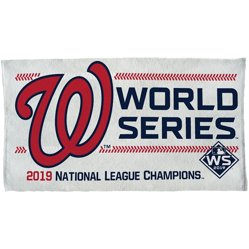 Nationals 2019 National League Champions Towel