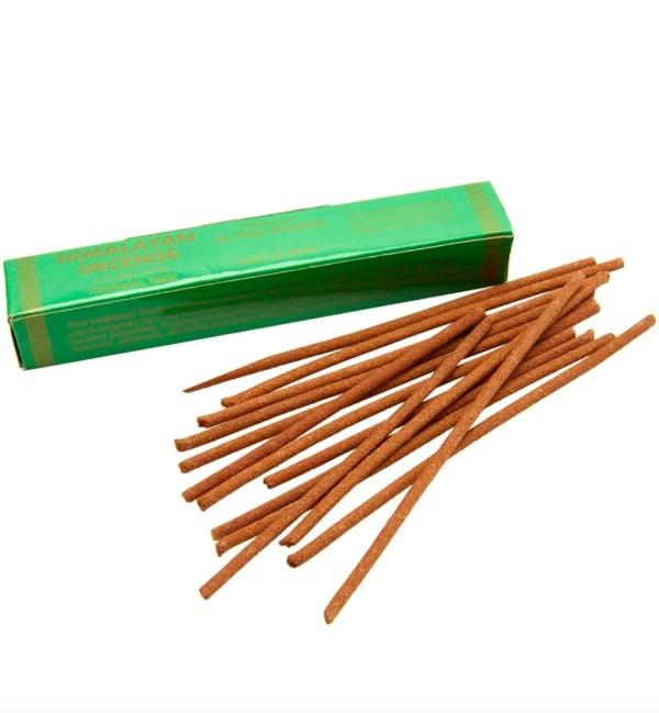 """<p>The <a href=""""https://www.popsugar.com/buy/Tibetan-Himalayan-Healing-Incense-Sticks-537574?p_name=Tibetan%20Himalayan%20Healing%20Incense%20Sticks&retailer=yogaoutlet.com&pid=537574&price=6&evar1=fit%3Aus&evar9=47077075&evar98=https%3A%2F%2Fwww.popsugar.com%2Ffitness%2Fphoto-gallery%2F47077075%2Fimage%2F47077172%2FTibetan-Himalayan-Healing-Incense-Sticks&list1=shopping%2Cyoga%2Cfitness%20gear%2Caccesories&prop13=api&pdata=1"""" rel=""""nofollow"""" data-shoppable-link=""""1"""" target=""""_blank"""" class=""""ga-track"""" data-ga-category=""""Related"""" data-ga-label=""""https://www.yogaoutlet.com/products/shamans-market-tibetan-himalayan-healing-incense-sticks-8131902"""" data-ga-action=""""In-Line Links"""">Tibetan Himalayan Healing Incense Sticks</a> ($6) from Yoga Outlet are said to help relieve symptoms of insomnia, dizziness, shivering, and pains from nervous disorders. One thing is for sure - once lit, blown out, and then placed in a holder to smoke during your session, the combination of agar 31, aloe wood, various herbal flowers, saffron, red and white sandalwood, fruit, melia composita, and shorea robusta will transform your home into a therapeutic yoga retreat.</p>"""