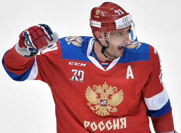 Russia's ice hockey forward Ilya Kovalchuk has told TASS news agency that he believes Russian athletes should go to the Olympics