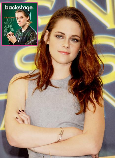 "Kristen Stewart on Fifty Shades of Grey: ""It's Just So Raunchy!"""