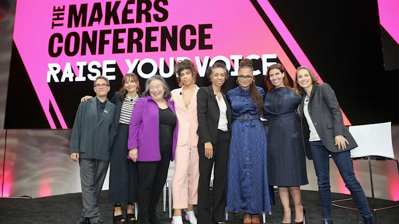 Time's Up at the 2018 MAKERS Conference